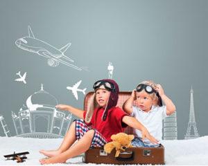 trasferimento figli all'estero